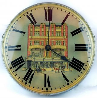 Bebarfalds Department Store Clock