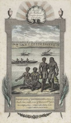Inhabitants Of Amsterdam-Island In The South Seas With Some Of Their Small Vessels [Tonga