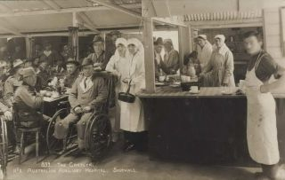 WWI Commonwealth Military Rehabilitation