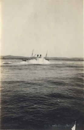 "Byron Bay And The SS ""Wollongbar"""