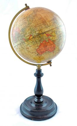 """Geographia"" Six-Inch Desktop Globe With Stand"