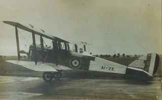 [De Havilland Airco DH.9A Aircraft]