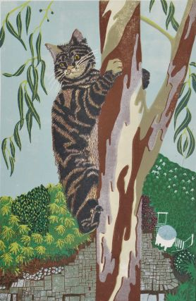 Godfrey Up A Gum Tree. Angela Newberry, b.1934 Brit