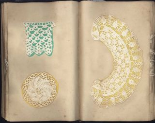 Ballynascreen School Needlework Specimen Book