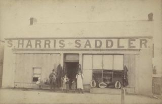 S. Harris, Saddler [Muswellbrook, NSW