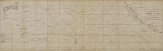 A Chart Of The Pacific Ocean From The Equinoctial To The Latitude Of 39 ½d. No