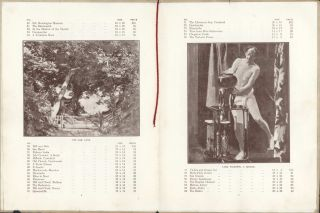 A Catalogue [Of] Mr Streeton's Pictures, East Melbourne