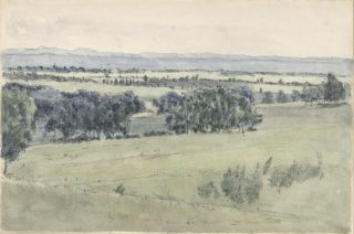 Australian Landscapes, Windsor/ Richmond Area, NSW]. Sydney Ure Smith, 1887–1949 Aust