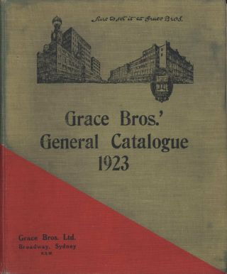 Grace Bros' General Catalogue