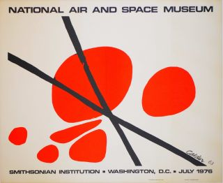 National Air And Space Museum. Smithsonian Institution. After Alexander Calder,...