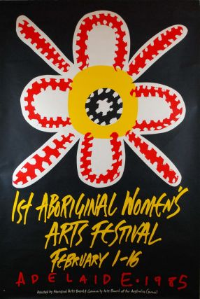 1st Aboriginal Women's Arts Festival