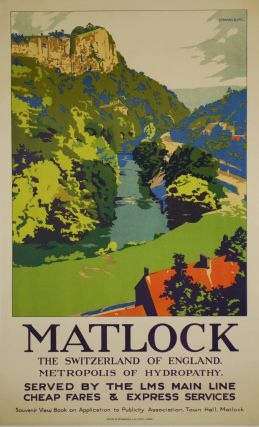 Matlock. The Switzerland Of England