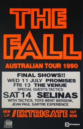 The Fall [Australian Tour