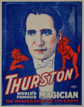 Thurston, World's Famous Magician