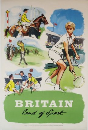 Britain. Land Of Sport