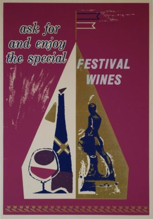 Ask For And Enjoy The Special Festival Wines [Adelaide, SA