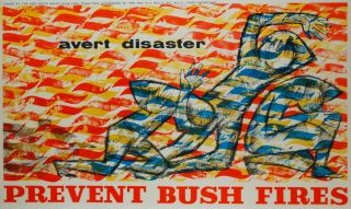 Avert Disaster. Prevent Bush Fires