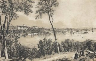"""Sydney Illustrated"" [Views Of Sydney Harbour]"