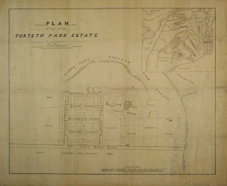 Plan Of Part Of The Toxteth Park Estate As Divided Into Allotments [Glebe