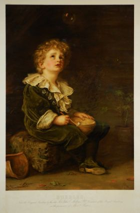 Bubbles. After John Everett Millais, 1829–1896 Brit