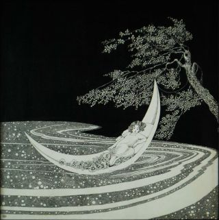 In Sleepy Bay. Ida Rentoul Outhwaite, 1888–1960 Aust