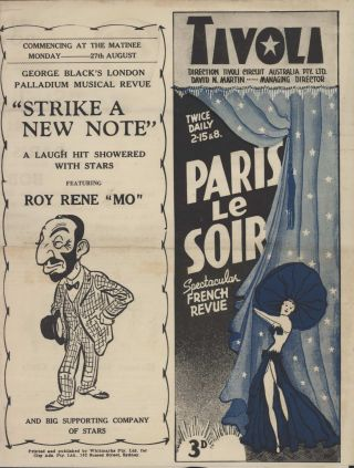 """Roy Rene """"Mo"""" Collection"""